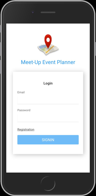 Meet up login