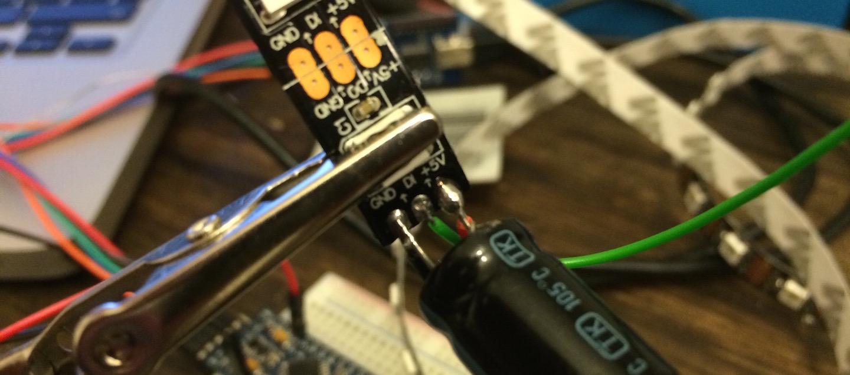 soldering-strip