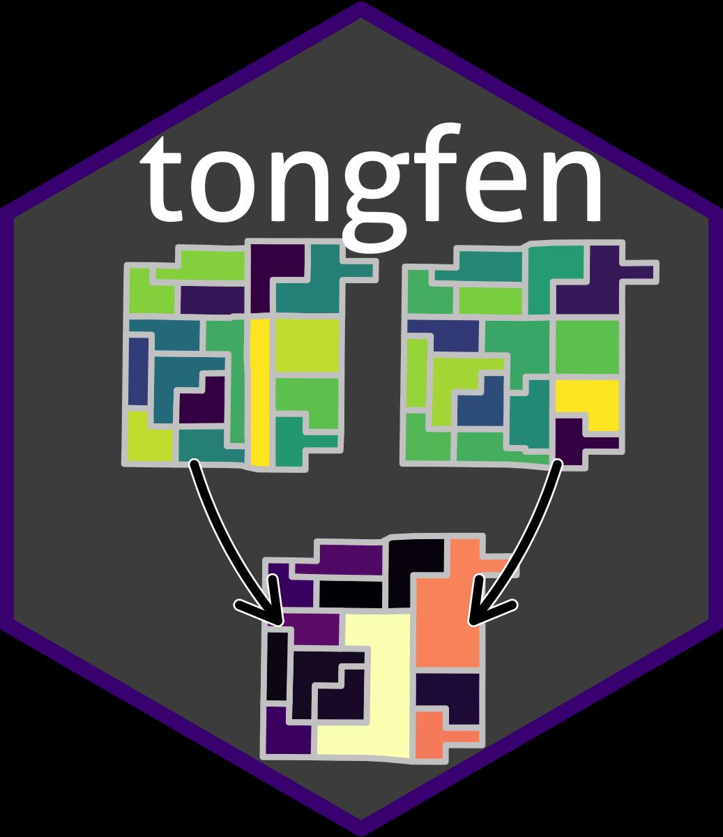 tongfen logo