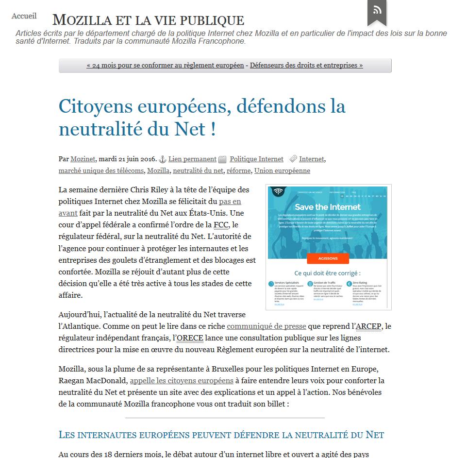 mozilla fr : traduction avec l'ajout de 3 paragraphes, une intro, un titre et une illustration