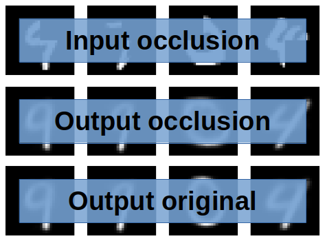 Occlusion task