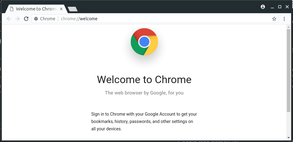 How To Install Google Chrome on Ubuntu from the Command Line — Serey