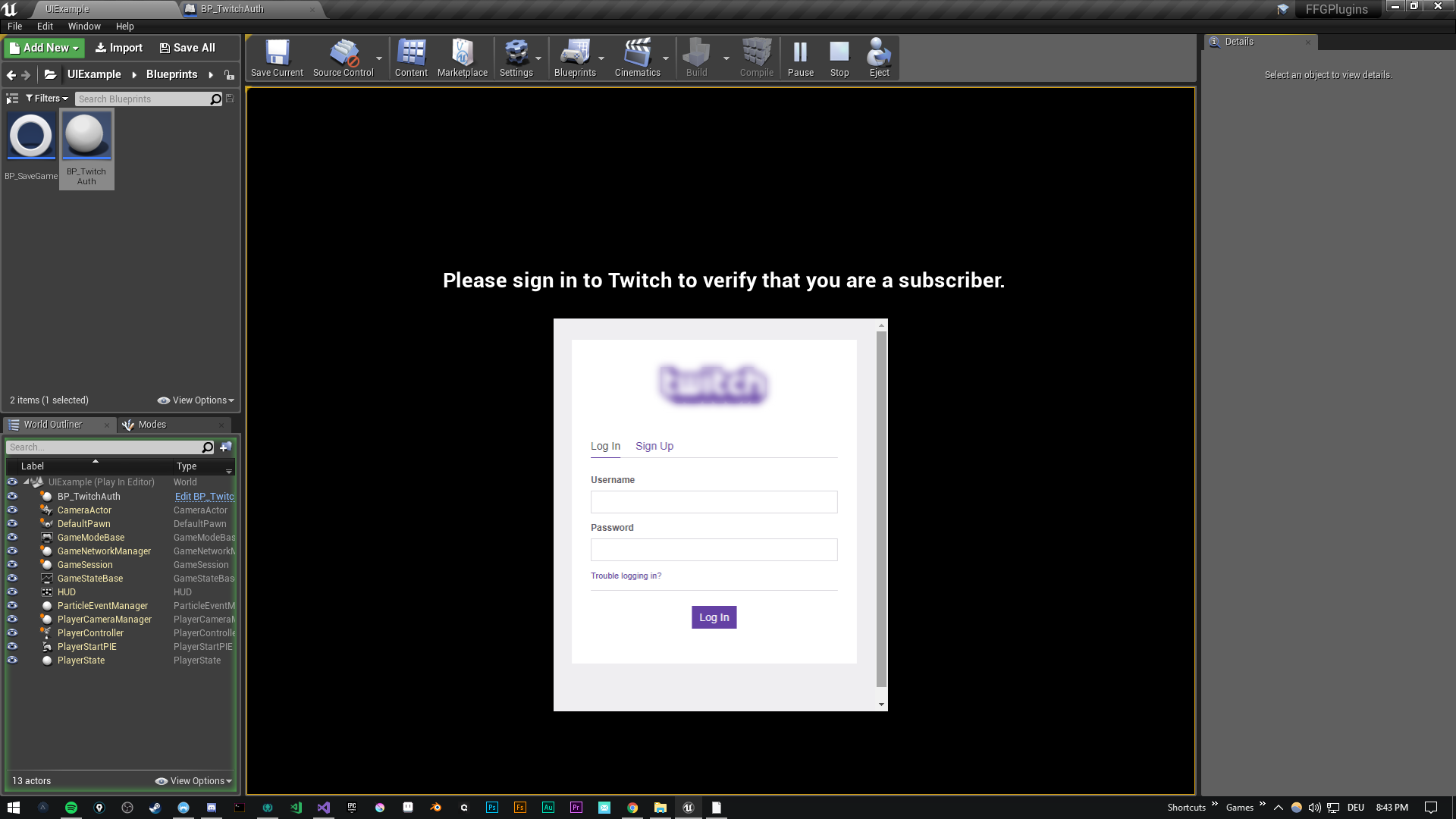TwitchAuth