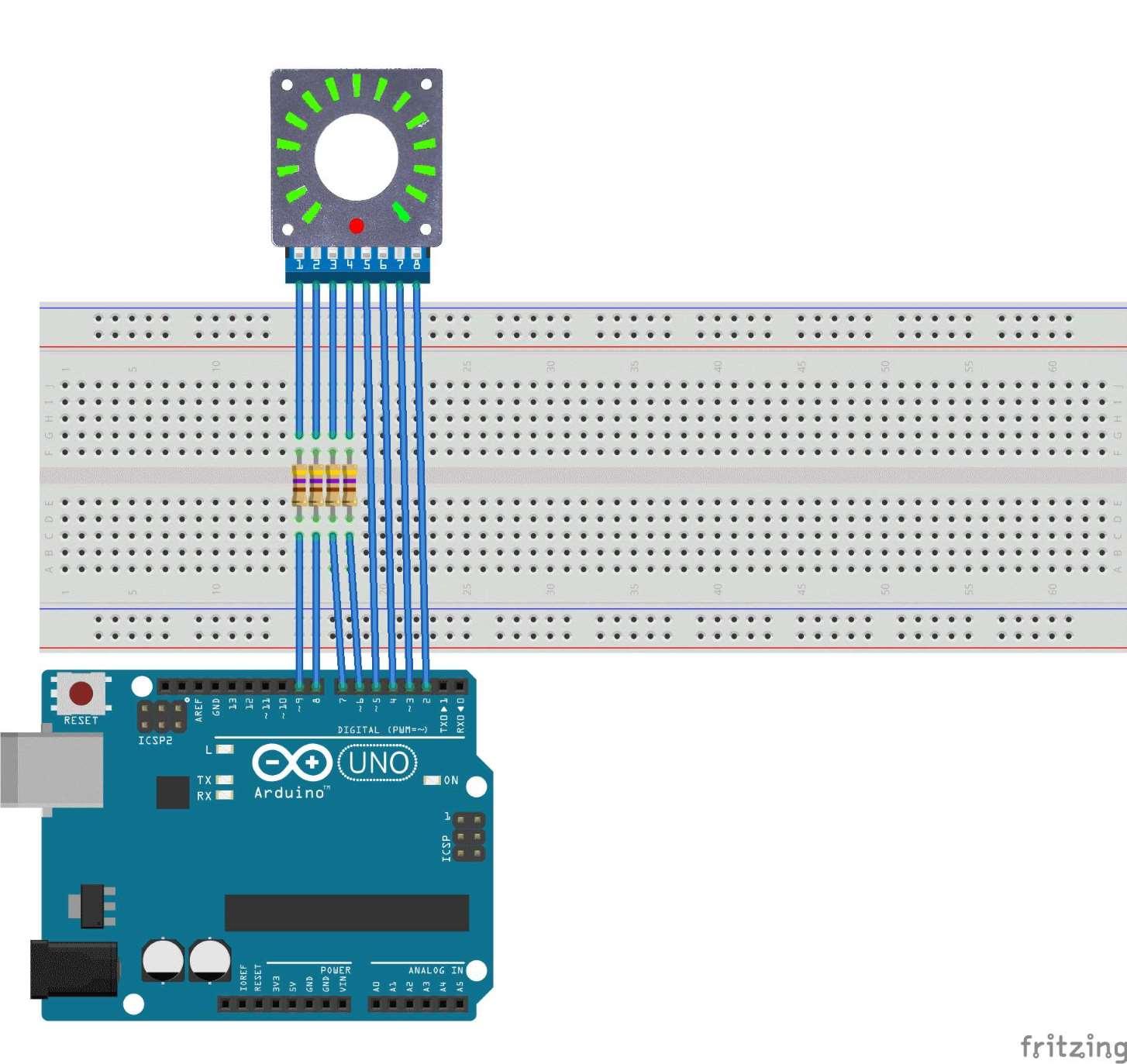 Github mrizvic arduino annularledringdisplay