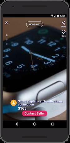Post item detail view Nexus 5 Phone