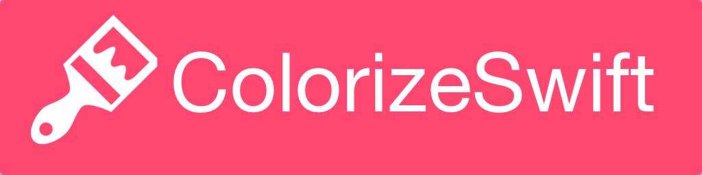 ColorizeSwift