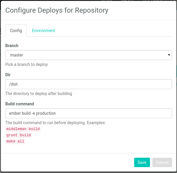 step 5 - configure