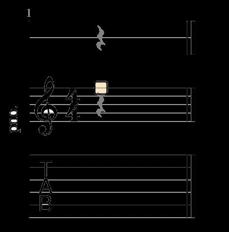 Example Score