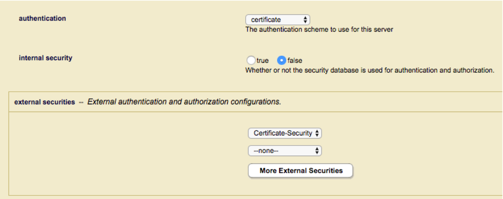 Marklogic Certificate Based Authentication With Ldap Authorization Database Security And Enable Tls Client Configure The Ssl Authorities That You Will Accept To Sign User Certificates