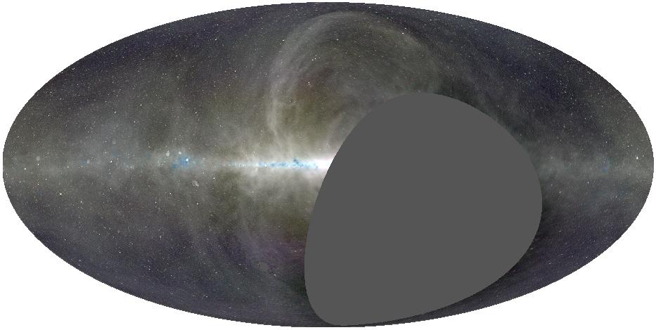 OVRO-LWA Sky Map