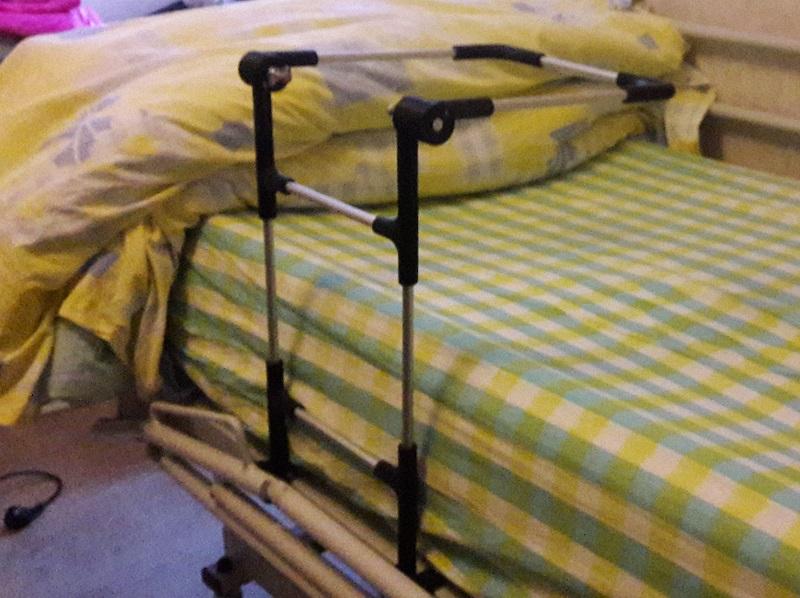 Arceau de lit de voyage