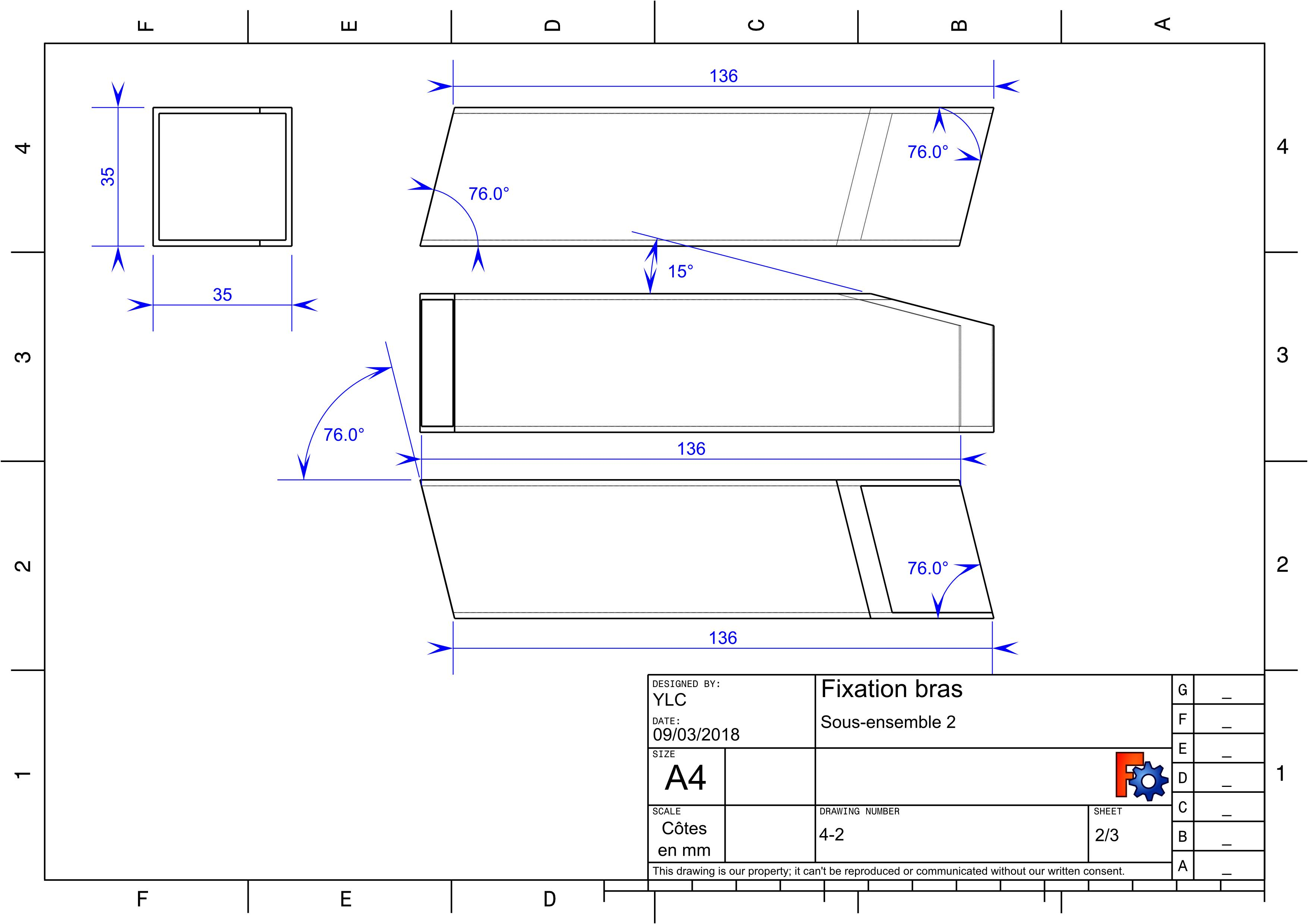 Annexe4 : plan pieces metal : Element2 de la fixation du bras.jpg