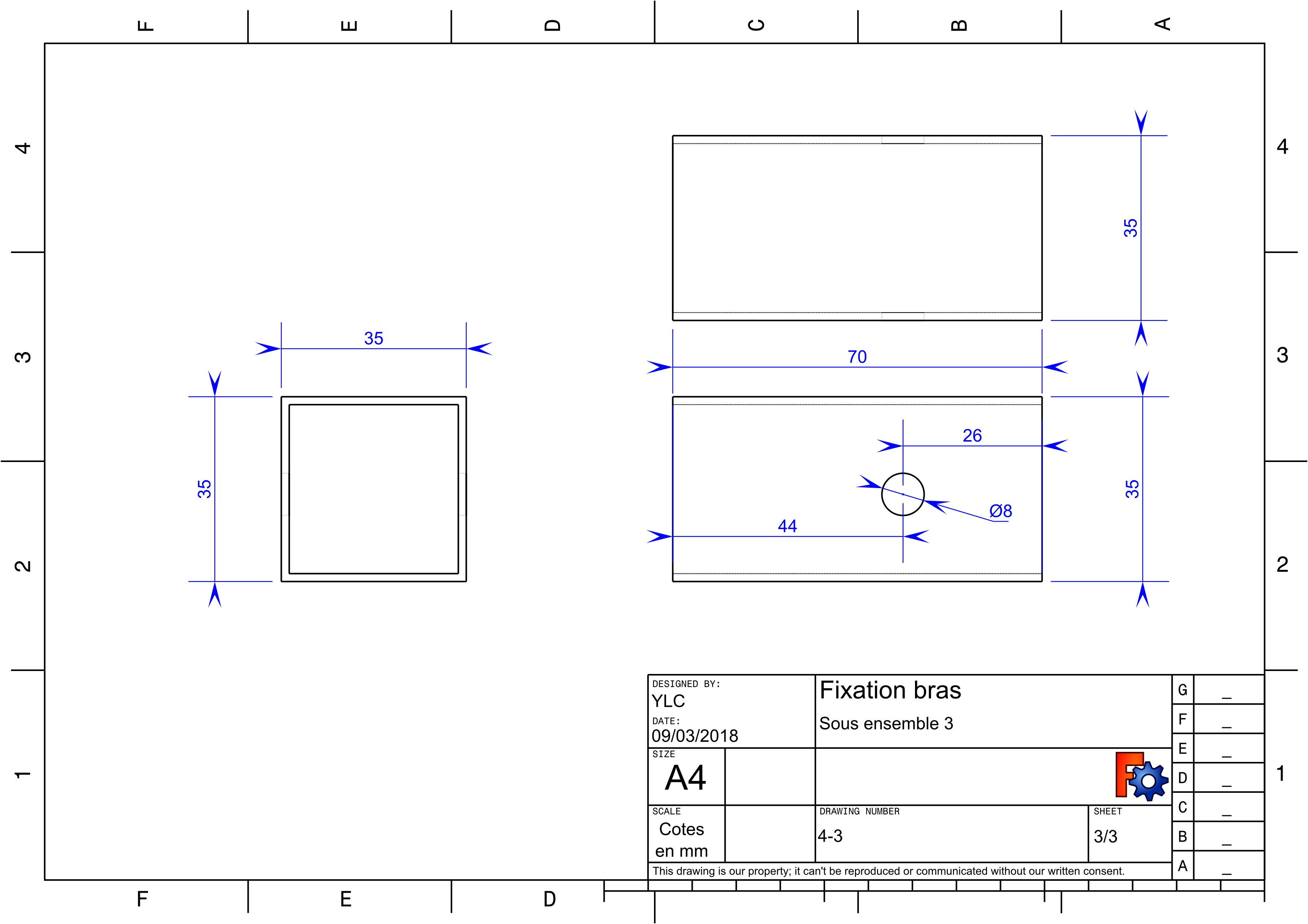 Annexe4 : plan pieces metal : Element3 de la fixation du bras.jpg