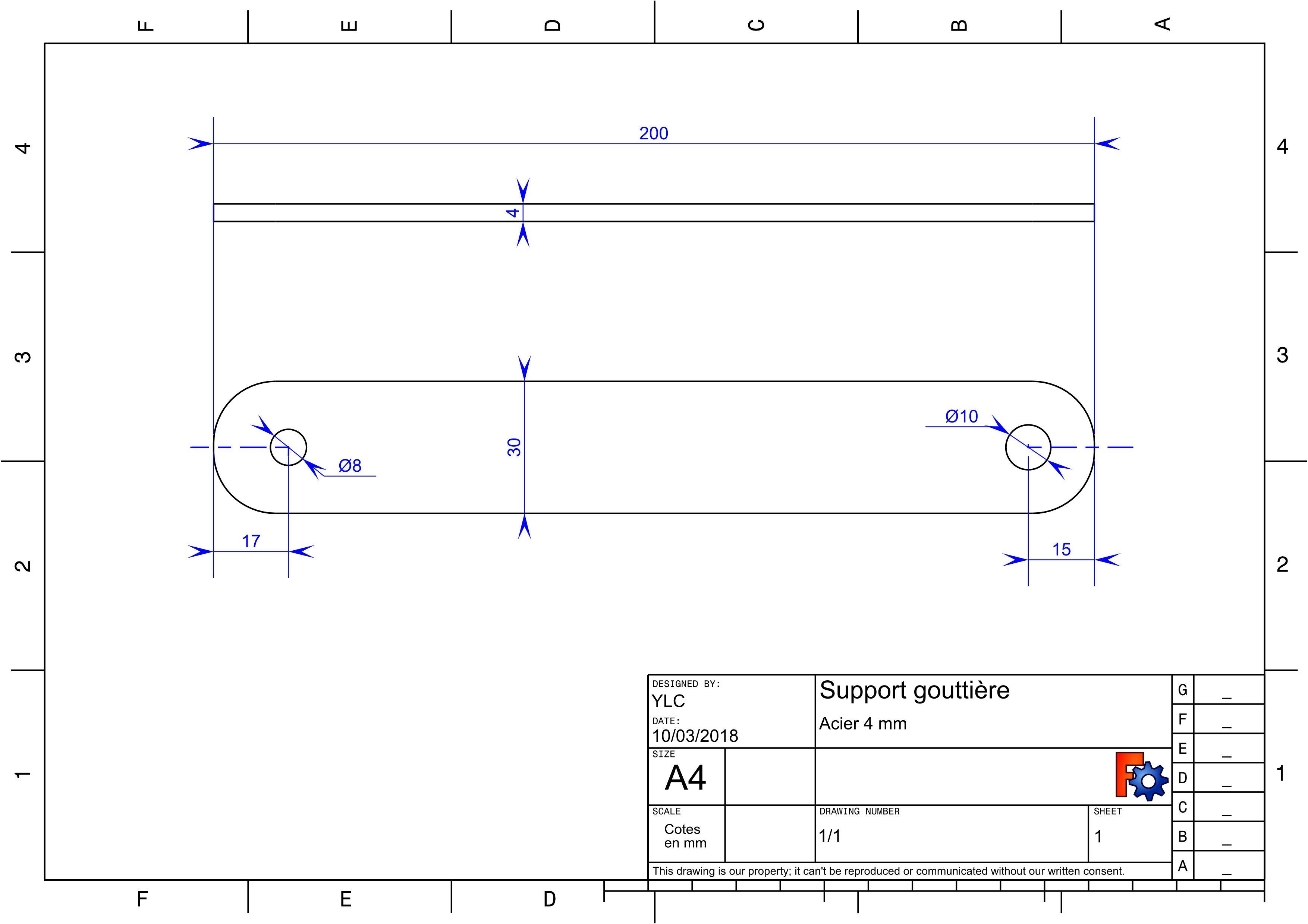 Annexe4 plan pièces metal : Support gouttière.jpg