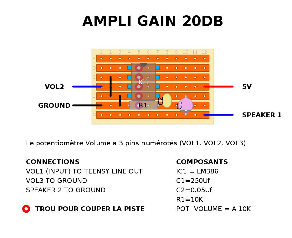 circuit ampli