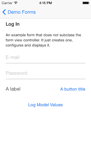 Basic Example Screenshot