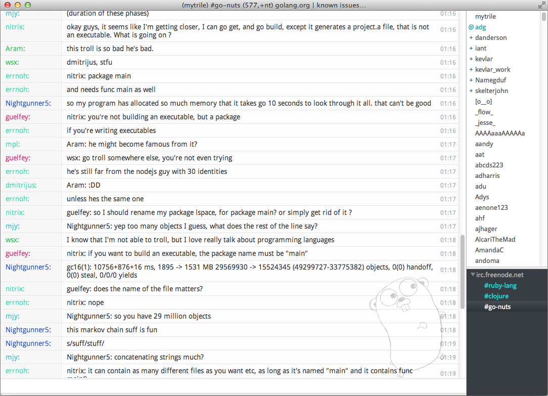 Hopchat Theme form LimeChat