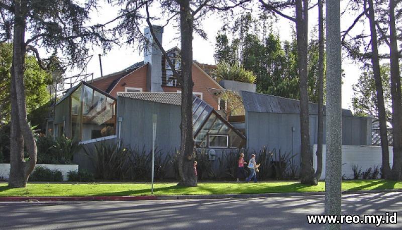 Rumah Gehry