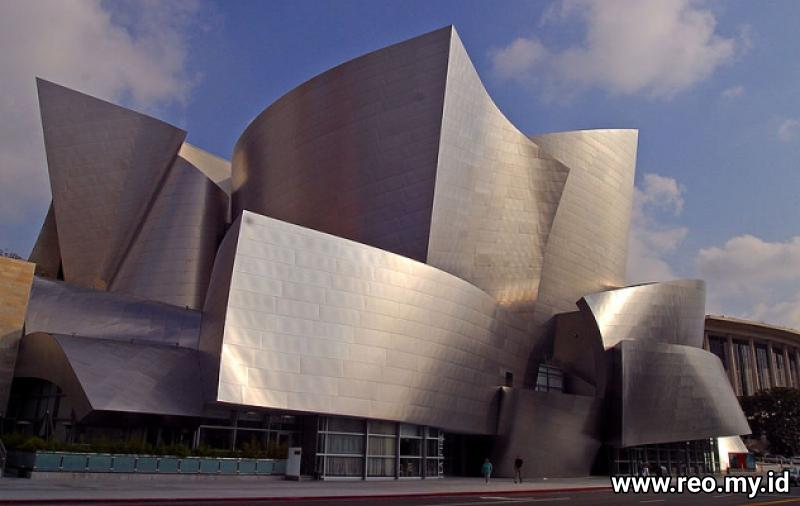 Gedung Konser Walt Disney