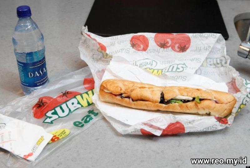 Skandal Subway-Sandwich