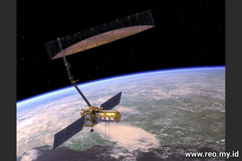 ISRO Mengembangkan Radar untuk Misi Satelit Pengamatan Bumi Bersama Dengan NASA