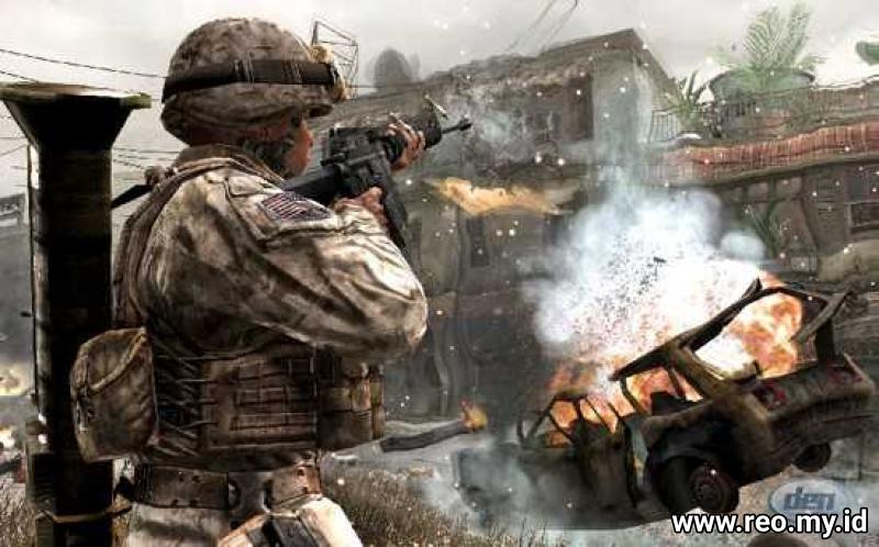 Call Of Duty 42