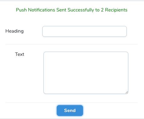 Package screenshot