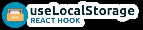 useLocalStorage React hook