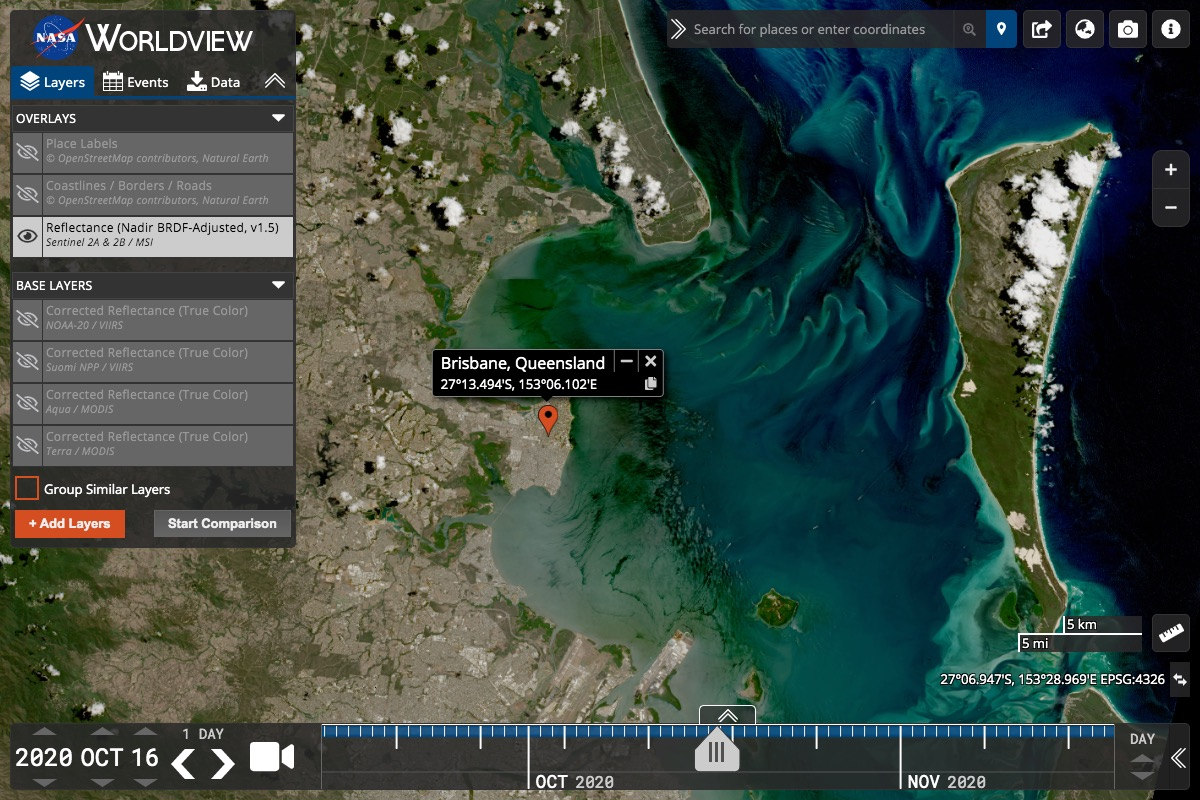 Worldview Screenshot