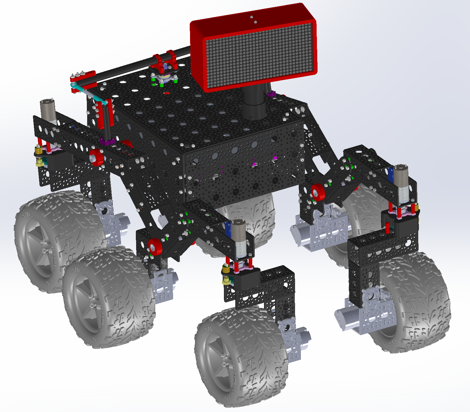 JPL Open Source Rover Project