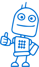 Robot Thumbs Up
