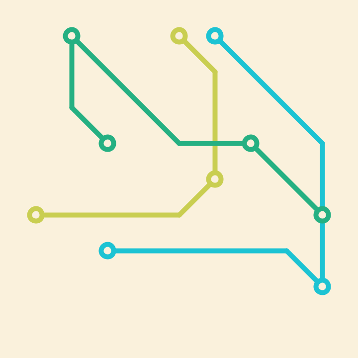 Subway Map Generator.Github Nathan Hellinga Subway Map Generator A Processing Py