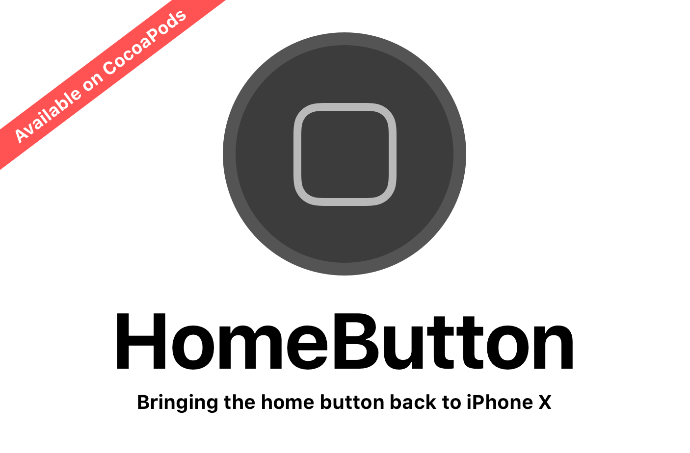 Home Button Title Graphic