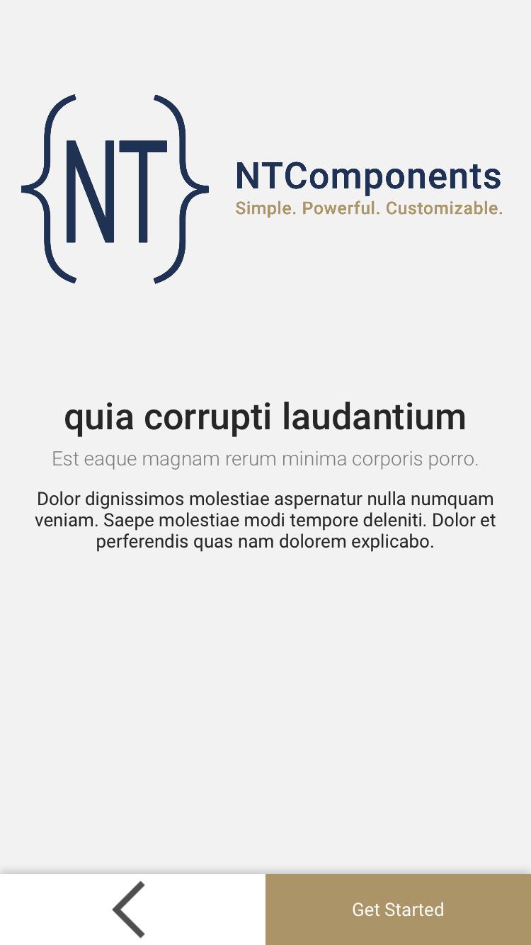 NTComponents