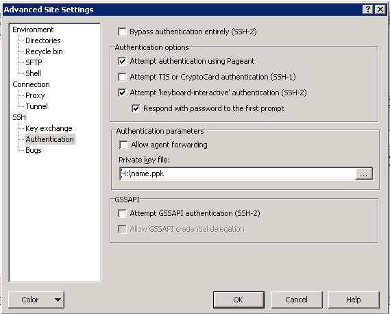 Howto: Copying files to your OpenStack instance on Windows