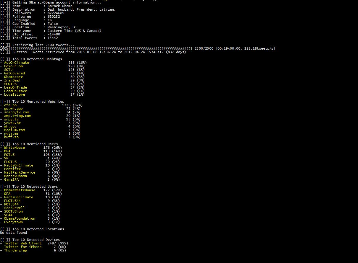GitHub - nav97/Twitter-Profile-Analytics: Twitter profile