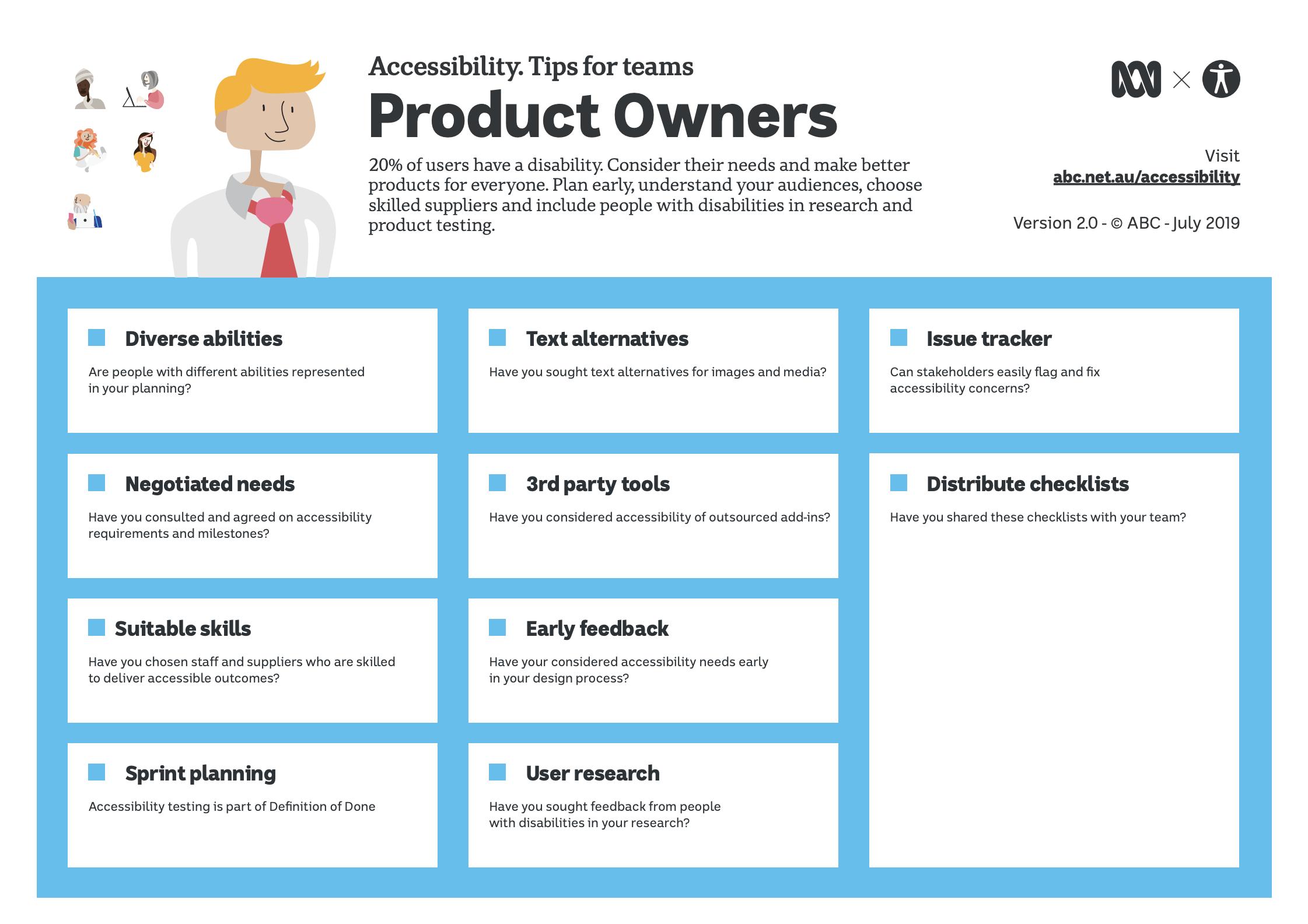 UU-tips for Produkteier-rollen fra abc, PDF