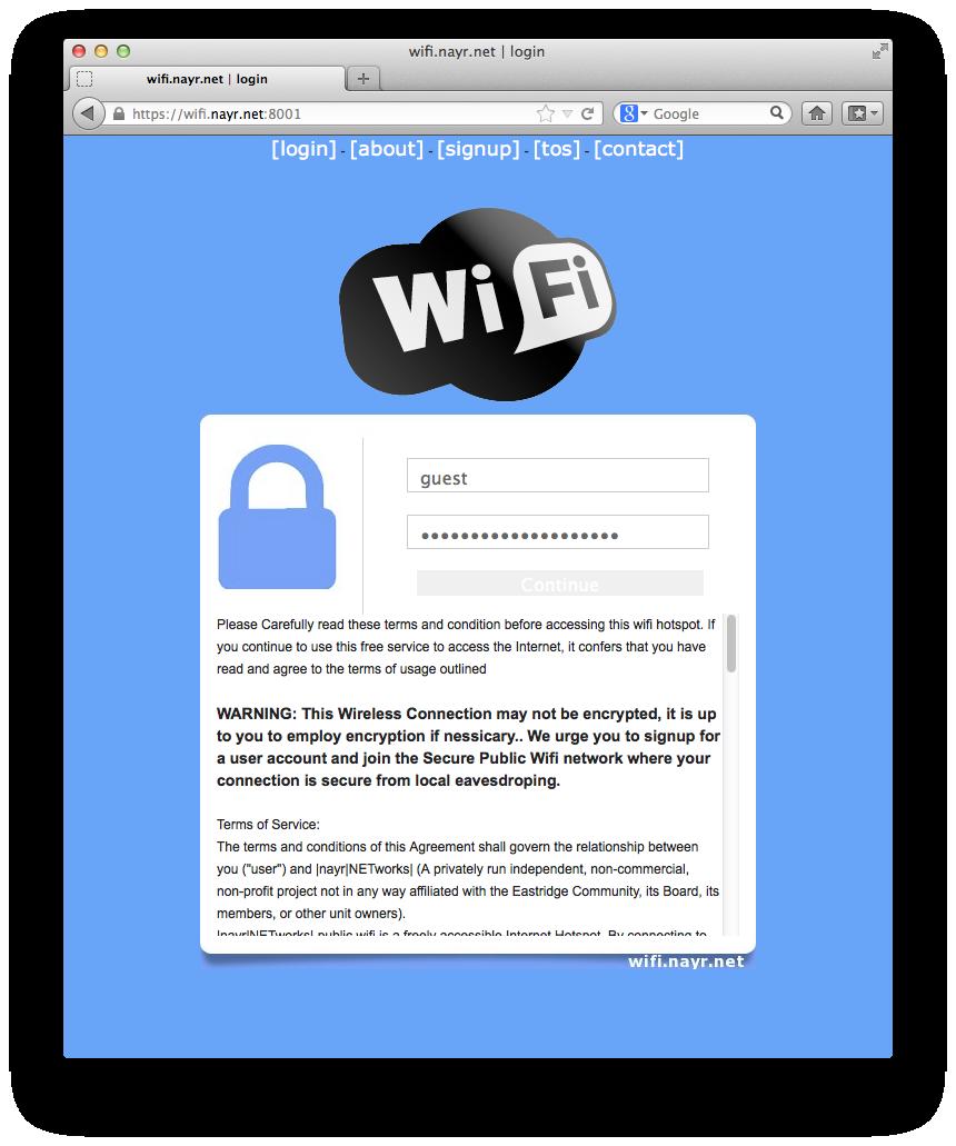 My Portal Pages | Netgate Forum