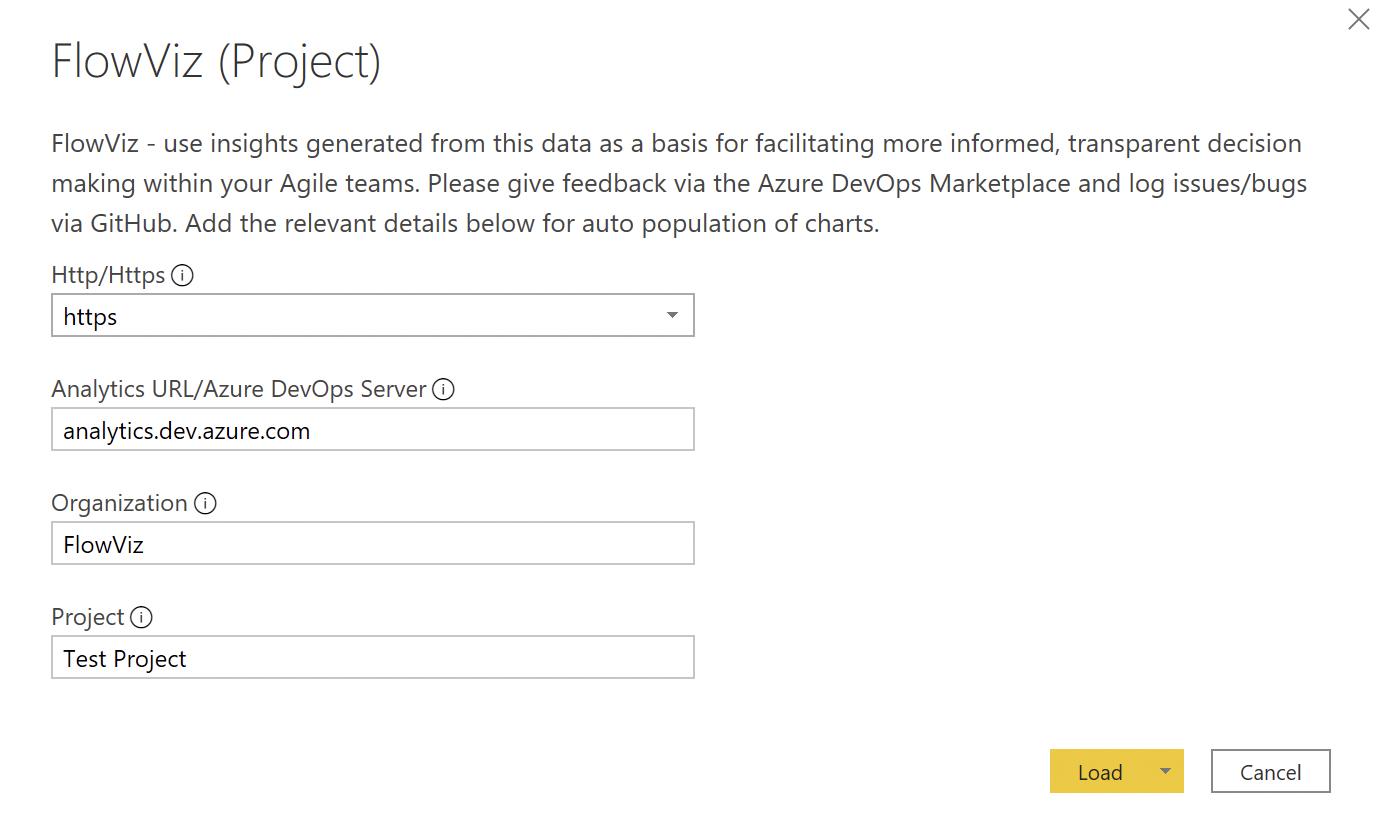 example Azure DevOps Services connection