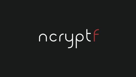 ncryptf logo