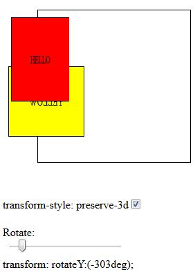 preserve-3d on Firefox