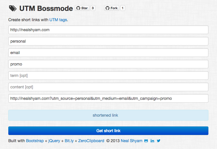 UTM Bossmode Screenshot