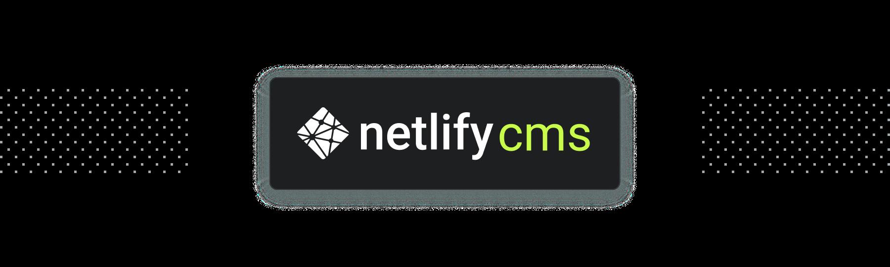 Netlify CMS
