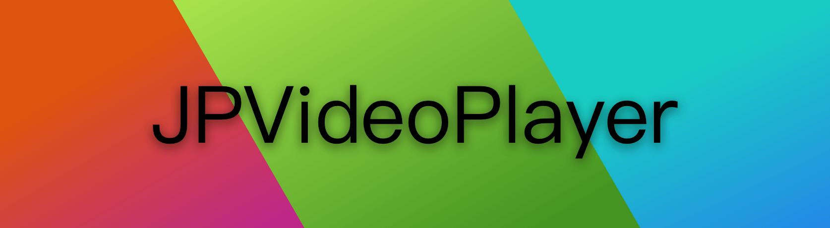 JPVideoPlayer