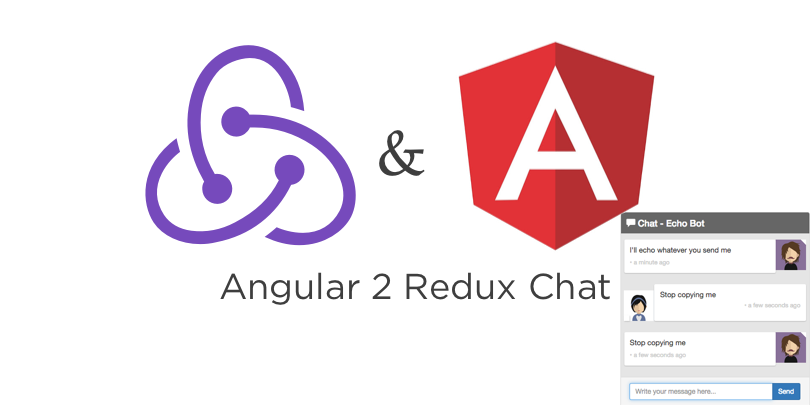 Angular 2 Redux Chat
