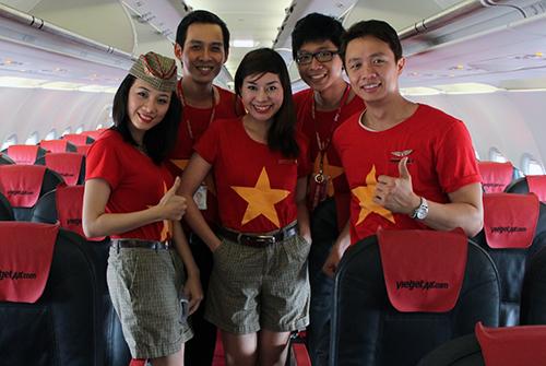 Áo thun cờ Việt Nam đẹp giá rẻ đắt hàng dịp lễ