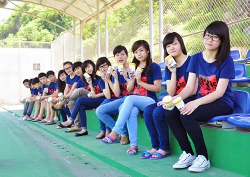 may áo đồng phục nhóm đẹp giá rẻ tại HCM