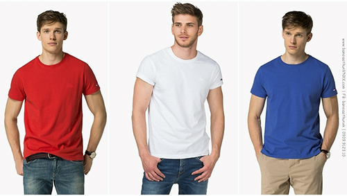Xu hướng đặt may áo phông trơn giá rẻ tại TPHCM